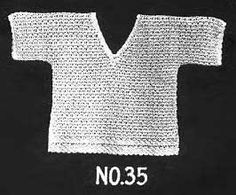 Free Vintage Crochet Top Pattern: How to Crochet a Child's Top