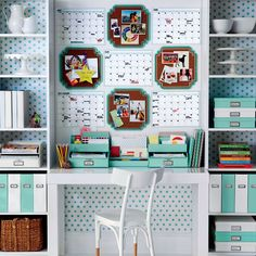 Martha Working Pa Staples Home Office Organization Organisation Decor