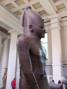 Ancient Egyptian Art, Part 3- Sculpture