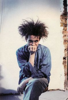 Hey Robert Smith, your hair is exceptional.