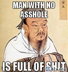 Ancient Chinese proverb