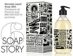 Stephan Muntaner packaging for Compagnie de Provence
