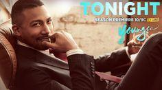 Charles Michael Davis, Season Premiere, Tv Land, Seasons, Fictional Characters, Seasons Of The Year, Fantasy Characters