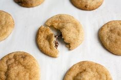 Nutella Stuffed Snickerdoodles recipe on Food52