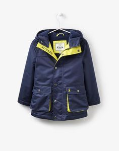 Joules Playground waterproof jacket