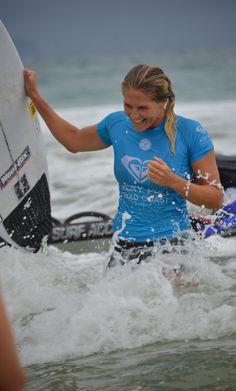 Stephanie Gilmore (AUS) win the Roxy Pro Gold Coast Snapper Rocks 2016 Australia. www.worldsurfleague.com www.roxy.com @Roxy By Roxy