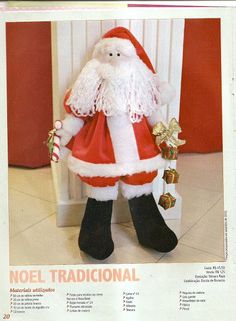 papai noel tradicional - JORGETE COUTINHO - Веб-альбомы Picasa