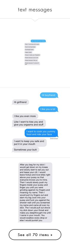 """text messages"" by babyprincessdarling ❤ liked on Polyvore featuring phrase, quotes, saying, text, fillers, words, fillers., daddy, fillers - speech bubbles and daddy kink"