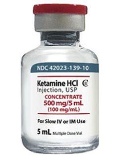 Ketamine Used to Counter Loss of Pleasure in Bipolar Depression