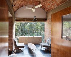 Architecture / Sarabhai house / Ahmedabad - India / Le Corbusier architect / 1954-56 Manuel Bougot Photographer