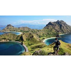 Padar Island Komodo National Park Flores, Indonesia | kakabantrip's photo on Instagram