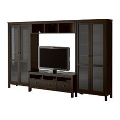 Hemnes entertainment stand - IKEA