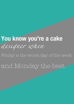 Cake Designer Truth