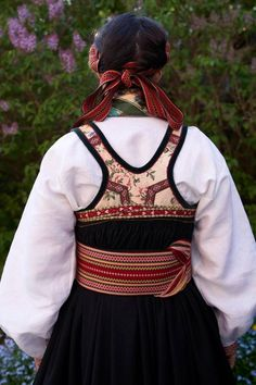Folk Costume, Costumes, Hardanger Embroidery, Folk Fashion, Camilla, Traditional Outfits, Norway, Scandinavian, Unique