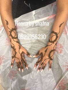 Henna by shafna Modern Henna Designs, Henna Designs Feet, Finger Henna Designs, Arabic Henna Designs, Stylish Mehndi Designs, Mehndi Designs For Girls, Bridal Henna Designs, Mehndi Design Photos, Unique Mehndi Designs