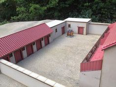 Gladiator school We are planning on getting some Gladiators and a rules set, possibly at Carronade this Saturday, so i thought i would m. Village House Design, Village Houses, Roman Art, Ancient Rome, Gladiators, Building A House, Architecture Design, Shed, Villas
