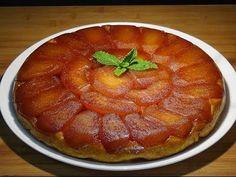 Receta Tarta Tatin - Recetas de cocina, paso a paso, tutorial - YouTube Apple Recipes, Cake Recipes, Tarte Tartin, Apple Deserts, Cooked Apples, French Toast Bake, Cheesecake Bites, Sweet Tarts, International Recipes