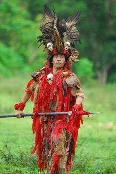 Kabasaran Warrior - Manado Manado, Art Inspo, Culture, Adventure, The Originals, Paleo, Pictures, Inspiration, People