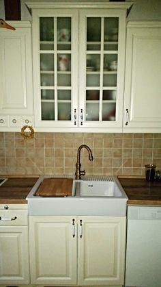 Kuchyně ve venkovském stylu Decor, Kitchen Cabinets, Cabinet, Home Decor, Kitchen
