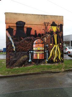 #streetart #larochelle