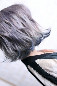 Inspiring Pastel Hair Color Ideas – My hair and beauty Bob Hair Color, Hair Color Asian, Asian Hair, Asian Bob, Hipster Hair Color, Undone Look, Brown Blonde Hair, Dye My Hair, Grunge Hair