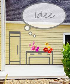 Neugestaltung Meiner DIY Terrasse