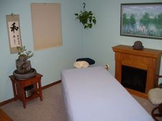 massage therapy room , thing of remodling my room. Need ideas please
