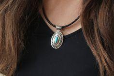 Boho Drop Necklace