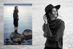 Lindex/ELLE - photographer Elisabeth Toll, hair Mette Thorsgaard