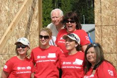 National Women Build Week, sponsored annually by Lowe's, challenges women to help eliminate poverty housing.