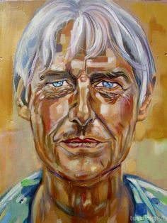Today's Featured Artist!: De Kooning by Los Angeles artist Try Serino.