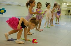 Marias Movers | Inspiration for Dance Educators