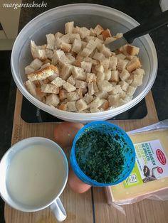 Zutaten vorbereiten Cereal, Grains, Breakfast, Leafy Salad, Finger Food Recipes, Vegane Rezepte, Chef Recipes, Credenzas, Food Ideas