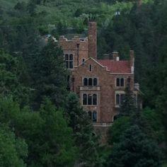 Castle at Glen Eyerie, CO