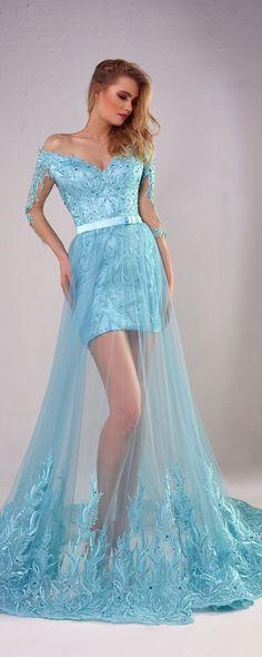 Tony Chaaya Collection 2018 - Haute couture - http://fr.orientpalms.com/Tony-Chaaya-7199
