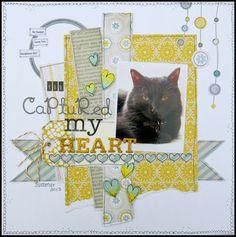 You Captured My Heart. - Scrapbook.com