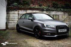 Source + More A1′s on Audi Bloooog