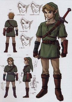 Link costume 2.0 Daden wants to be Link AGAIN!