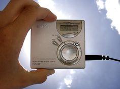 Sony_net_md_walkman Sony, Retro, Music, Gadgets, Musica, Musik, Neo Traditional, Rustic, Muziek