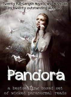 Pandora Boxed Set  Publication date: August 5th 2014 Genres: Paranormal   Synopsis:  *TWENTY COMPLETE FULL-LENGTH NOVELS AND NOVELLAS FOR $0...
