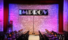 Groupon - Stand Up for Two at Atlanta Improv Comedy Club & Dinner Theatre and $ 20 Credit at Czar Ice Bar (Up to 57% Off) in The Atlanta Improv Comedy Club & Dinner Theatre. Groupon deal price: $30