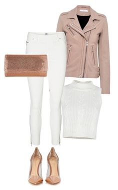 """""""Pastell"""" by queeny-ck on Polyvore featuring Mode, IRO, Gianvito Rossi, Vero Moda und Judith Leiber"""