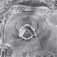 Dodgers Stadium, 1000 Elysian Park Ave. - Ed Ruscha