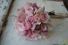Ramo Novia Rosas Orquideas. Mayula Flores