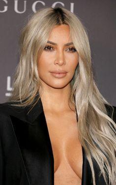 Kim Kardashian Gets Naked & Glittery For New KKW Beauty Campaign - Beautelicious
