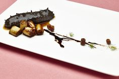 Chef Don's Braised Sea Cucumber