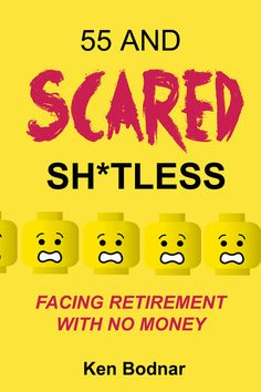 New book on retirement.  How to save retirement if you have no money saved, or how to get a job if you are too old to get one.
