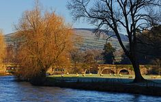 Inistioge, County Kilkenny, Ireland = Heaven on Earth!