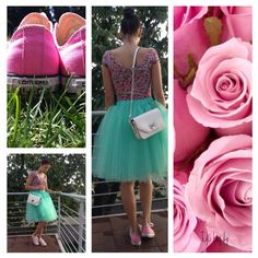 I can ´t exist without tutu skirt by iki®