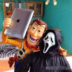 Woody Scream